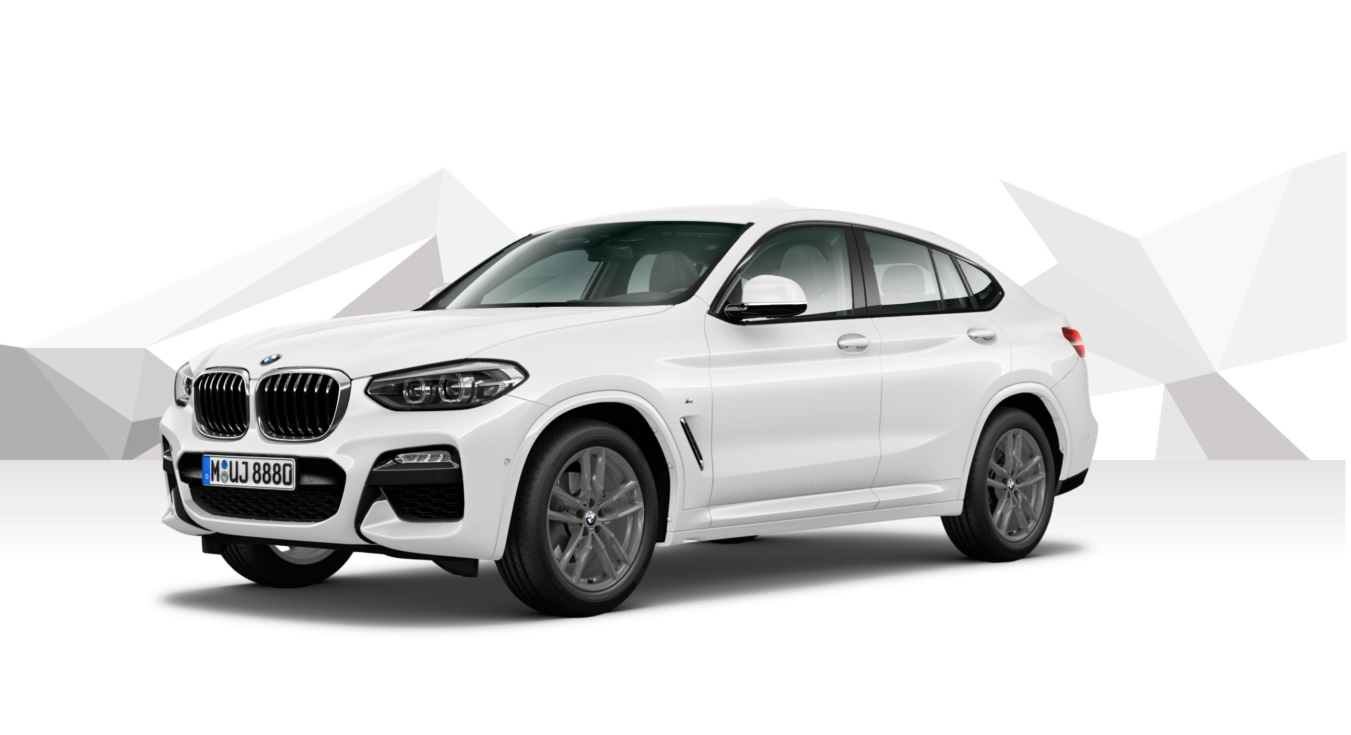 BMW BMW X4 xDrive20d M Sport (Including Optional Technology Pack)